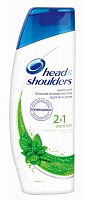 Шампунь HEAD & SHOULDERS 2в1 Ментол 200мл